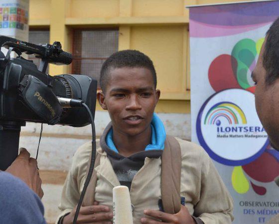 Jeunes citoyens empowered pour une société de paix