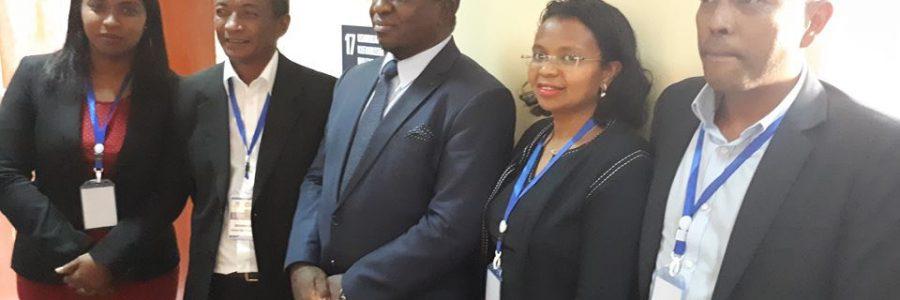 VIOLENCE CONTRE LES JOURNALISTES Madagascar à la Conférence d'Arusha, les 2 et 3 novembre 2018