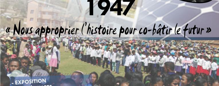 NOUS APPROPRIER L'HISTOIRE POUR CO-BÂTIR LE FUTUR